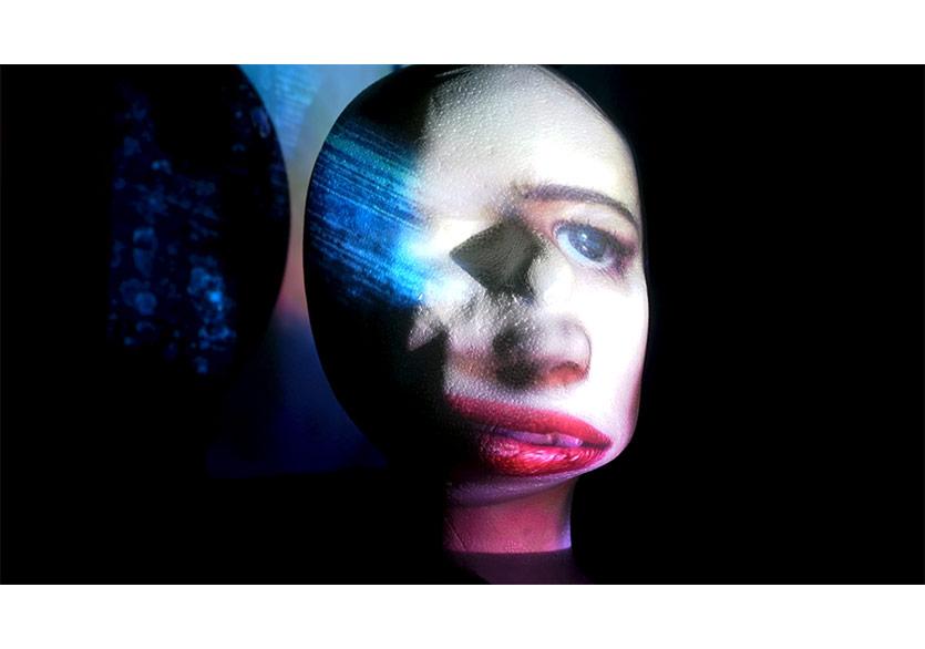 Lara Kamhi'nin Yeni Eserleri INTERFERENCE'ta