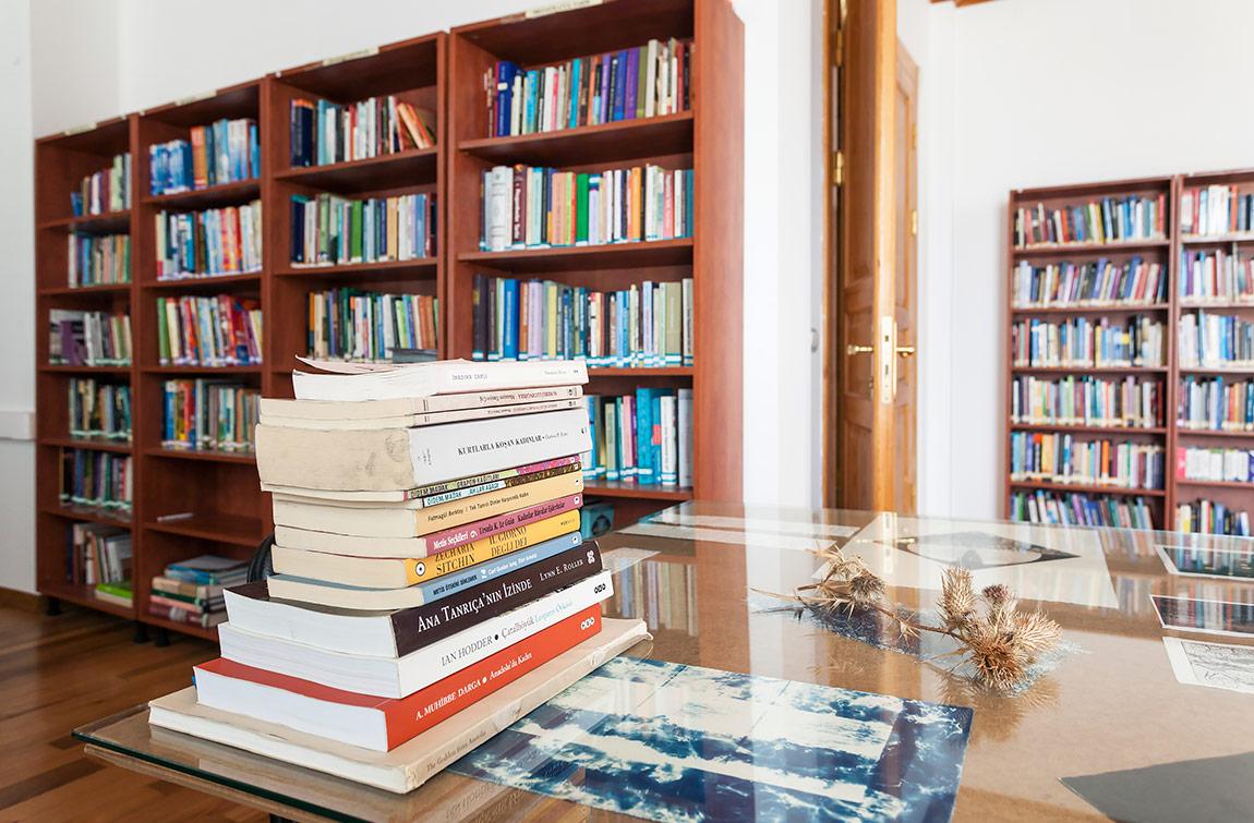Büyükada Halk Kütüphanesi-Melike Kılıçer©Korhan Karaoysal