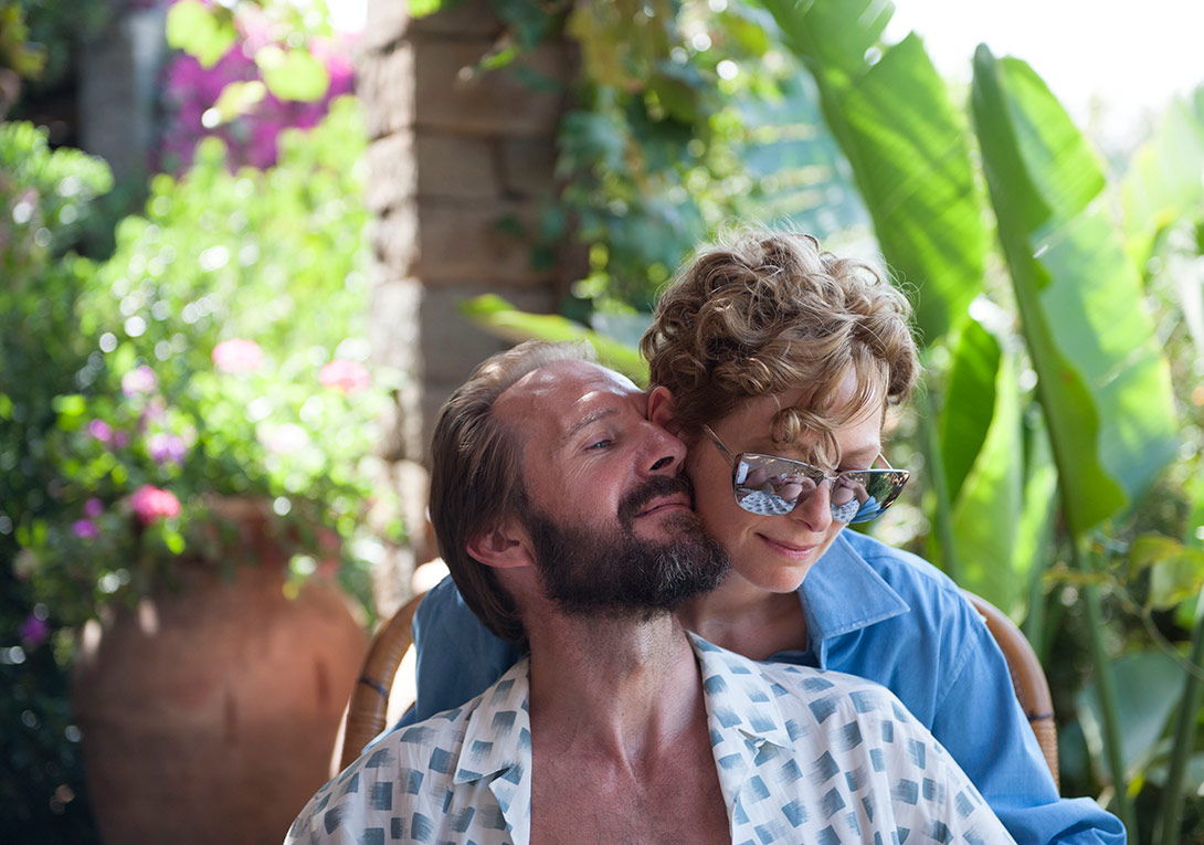 A Bigger Splash/Sen Benimsin