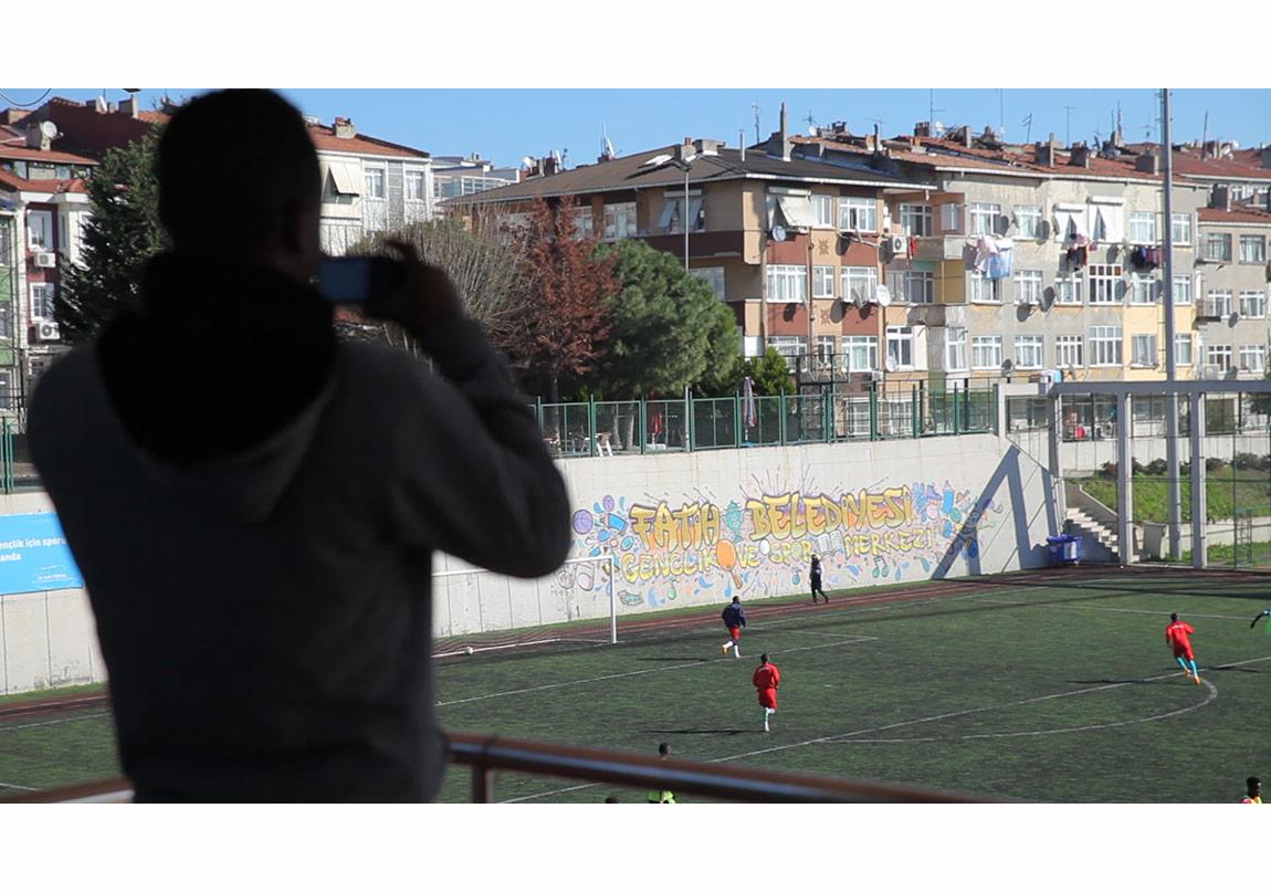 Stadyum,Artıkişler Kolektifi,2015