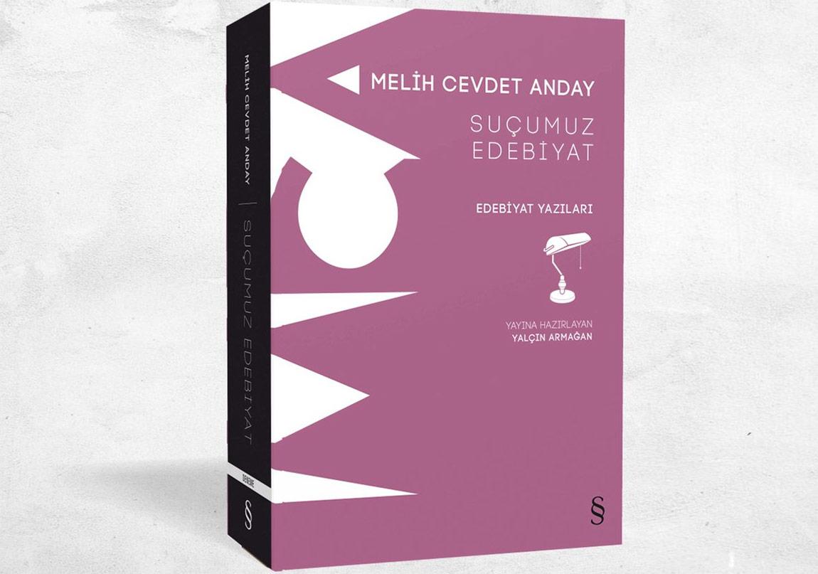 Melih Cevdet Anday'ın Edebiyat Yazıları Bir Arada