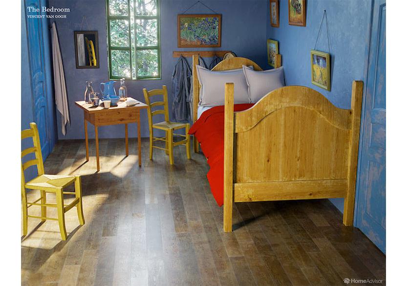 Ünlü Ressamların Odaları Canlanıyor