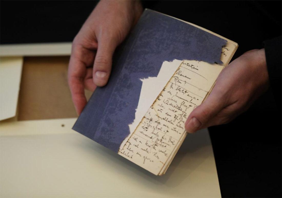 Franz Kafka'nın Kayıp Arşivi Artık İsrail'de