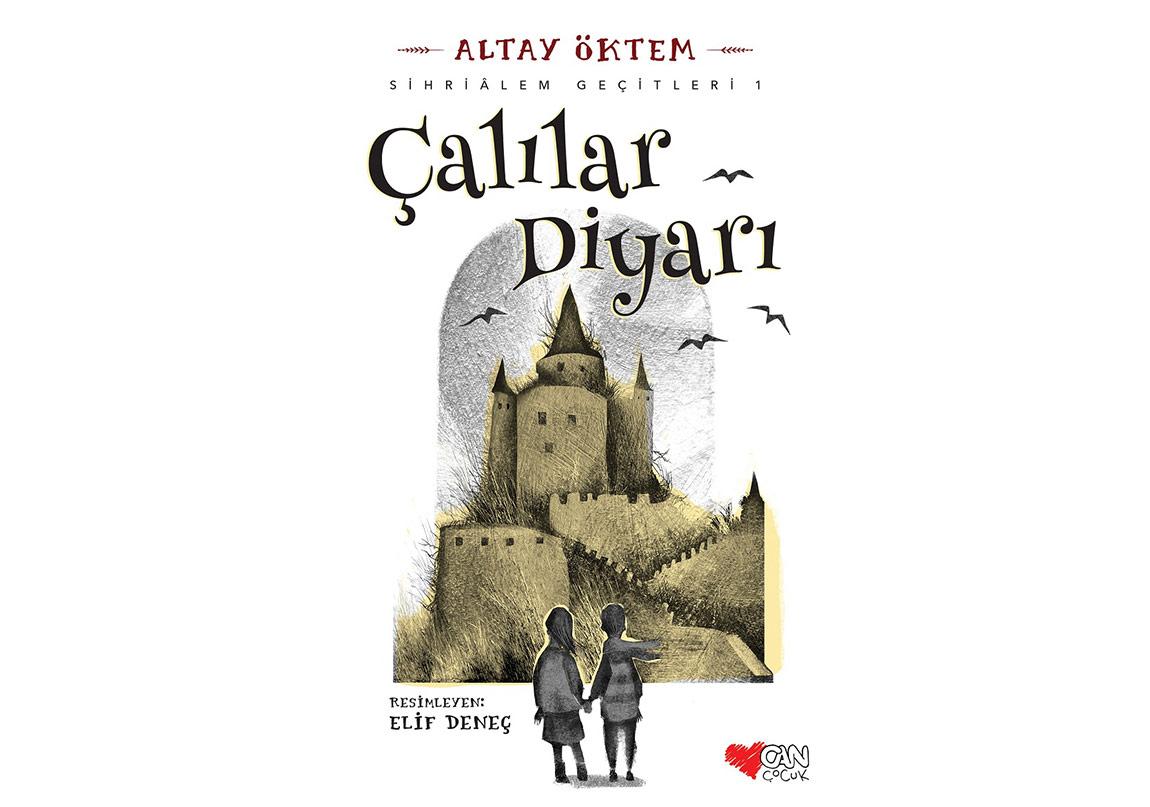 Altay Öktem'le Fantastik Diyarlara Yolculuk