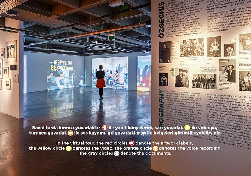 """İstanbul Modern'in """"Şakir Eczacıbaşı: Seçilmiş Anlar"""" Sergisi Artık Çevrim İçi"""