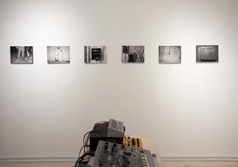 """Sami Baruh'un İlk Kişisel Sergisi """"Kayış Koptu!"""" NOKS Art Space'te"""