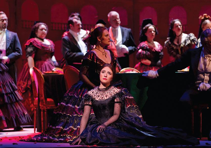 Royal Opera House Zorlu PSM'de