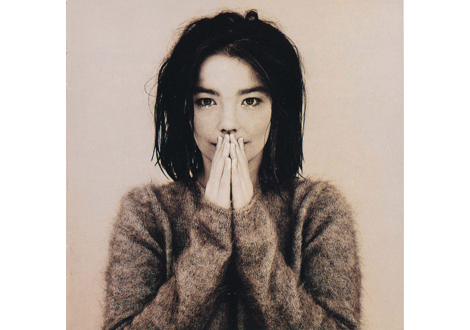Björk, Debut, 1993.Credit: Photography by Jean Baptiste Mondino. Image courtesy of Wellhart Ltd & One Little Indian