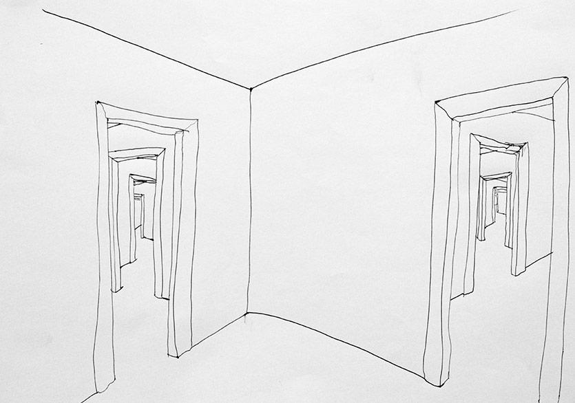 Sketch 1Ballpen on A42017