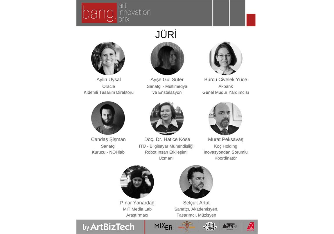 bang. Art Innovation Prix Başvuruları Başladı
