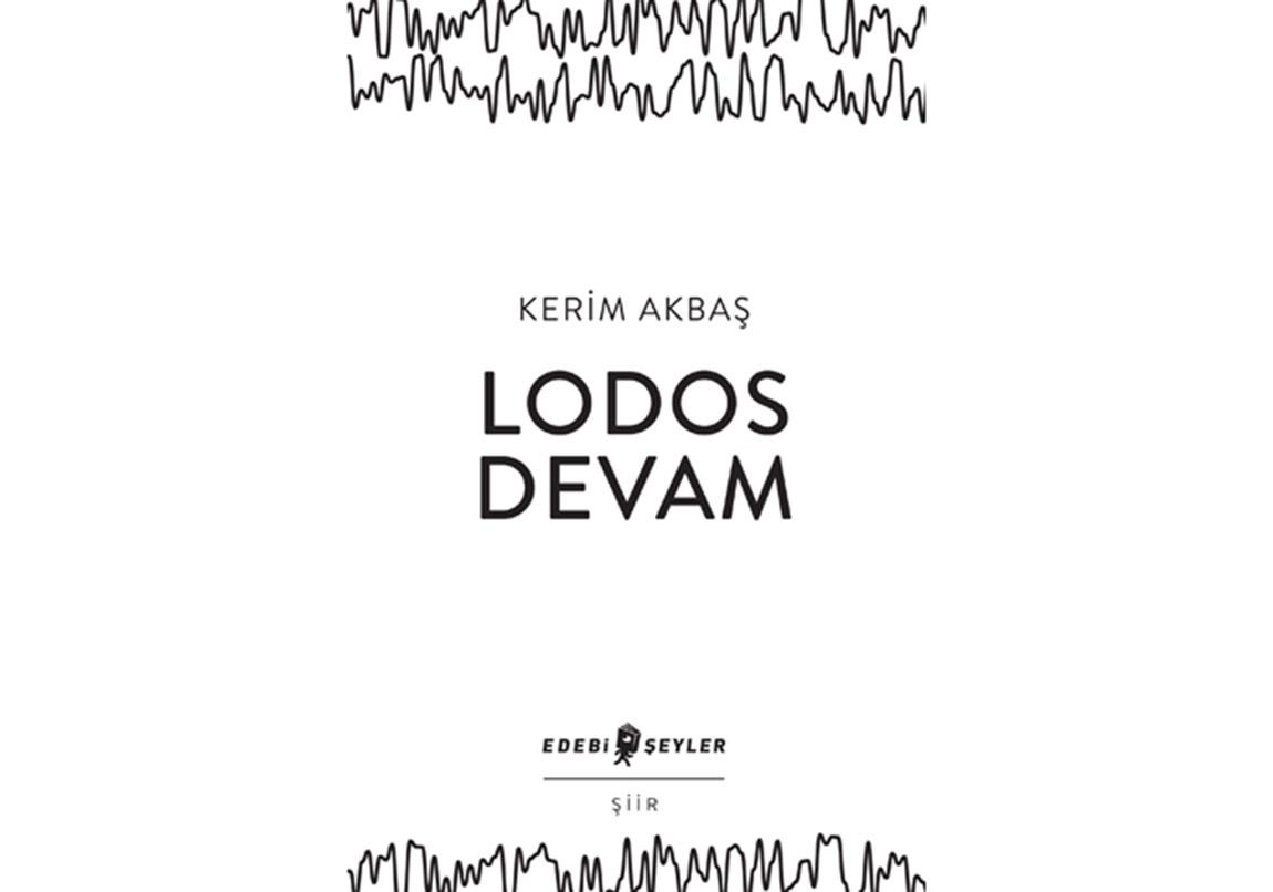 Bir İlk Kitap: Lodos Devam