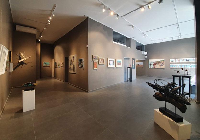 """Gallery 11.17 Yaz Aylarını """"Yaz ll"""" Sergisiyle Karşılıyor"""
