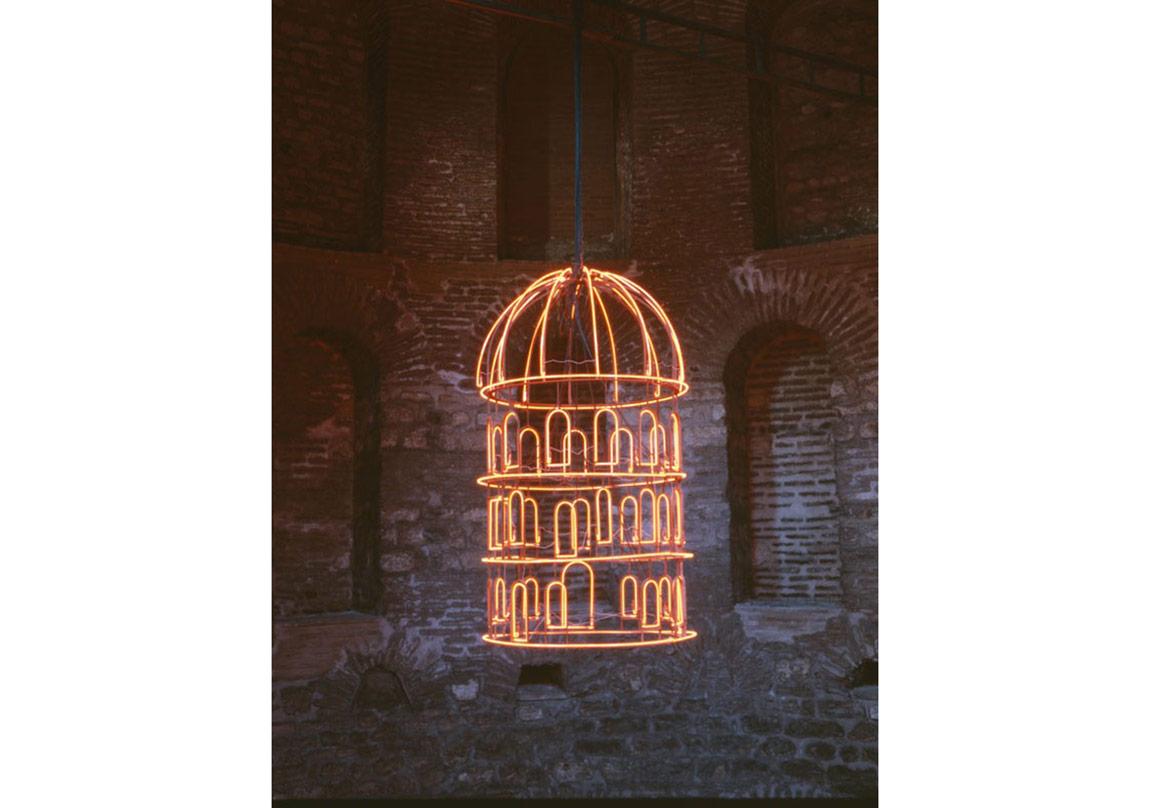1989, II Biennale d'Istanbul