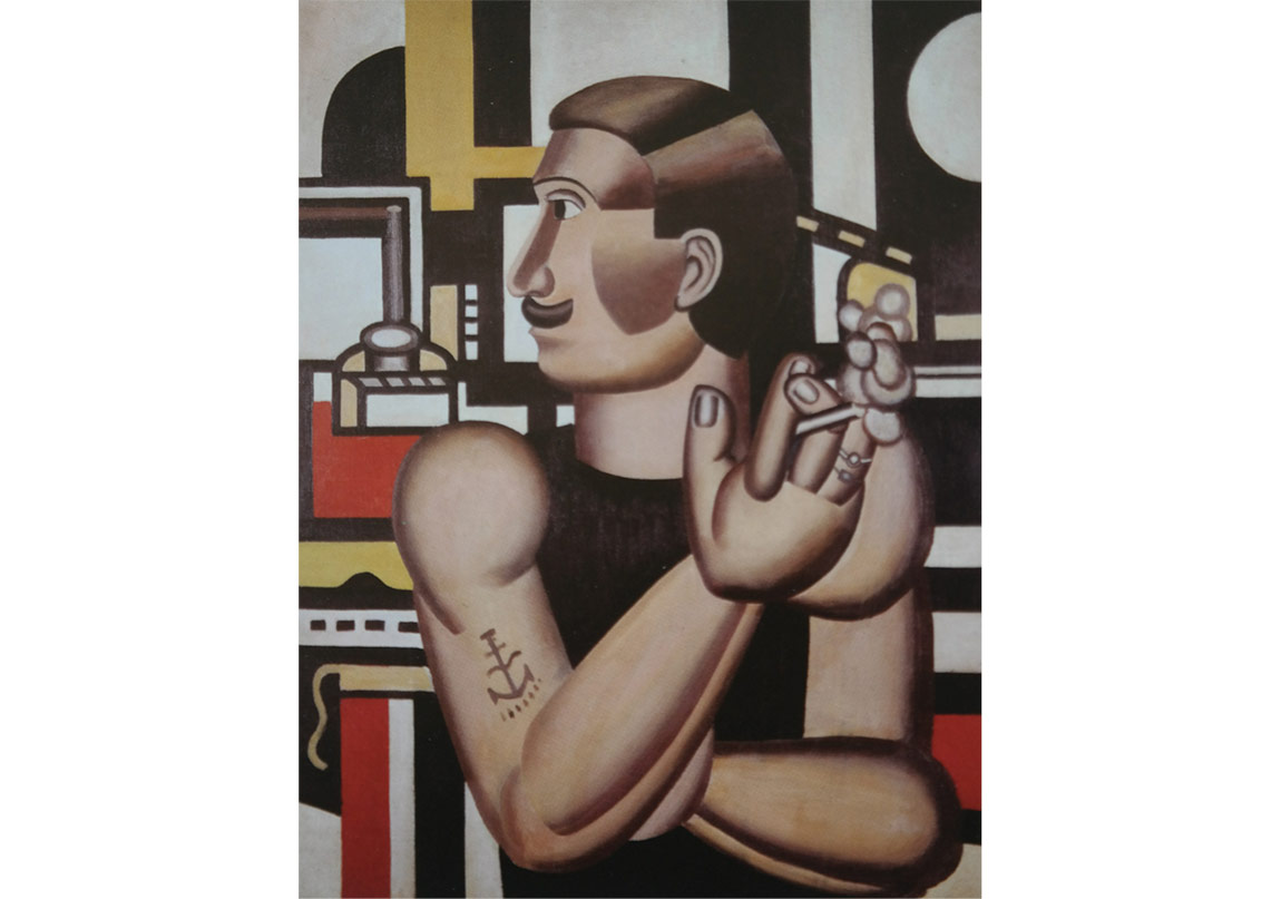 Mekanik ,Fernand Leger 1920, National Gallery, Ottawa