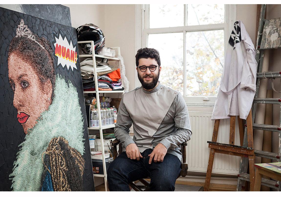 Yusuf Aygeç, Gömlek: Hasan Koca © Korhan Karaoysal