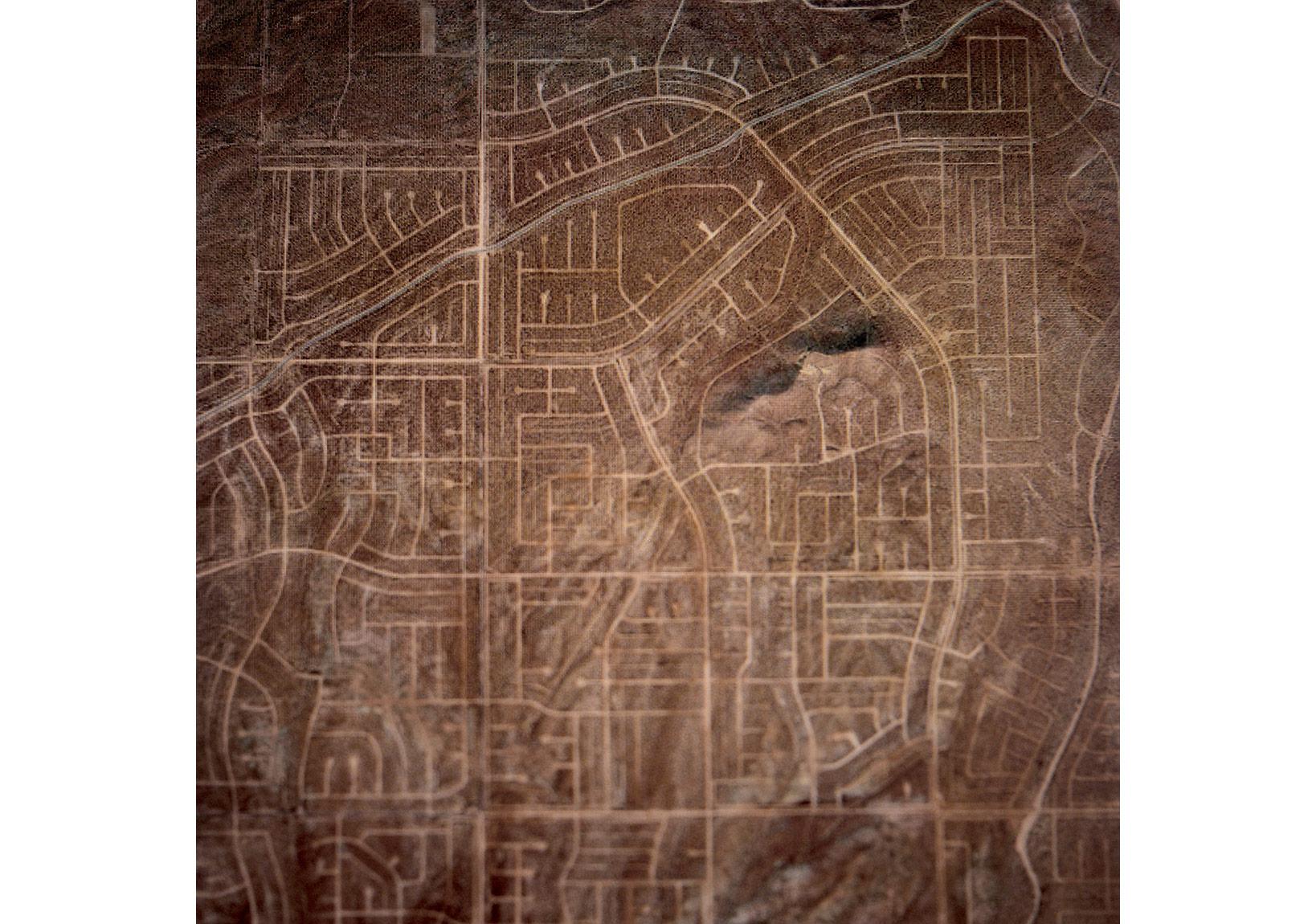 'Ters Yıkıntılar', 2012 © Mona Kuhn, Digital Globe izniyle