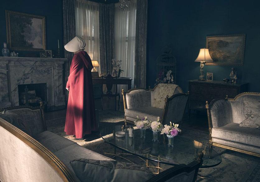 The Handmaid's Tale'in İkinci Sezonuna Geri Sayım Başladı