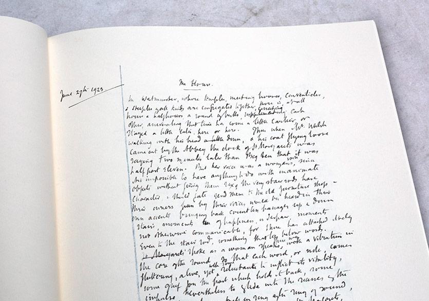 Mrs Dalloway'in Orijinal Taslağı İlk Kez Yayımlanacak