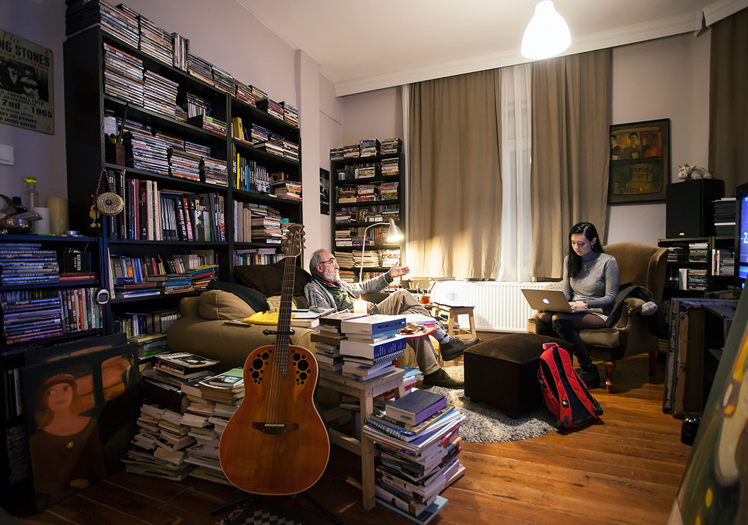 Mehmet Güreli ve Ege Işık©Korhan Karaoysal
