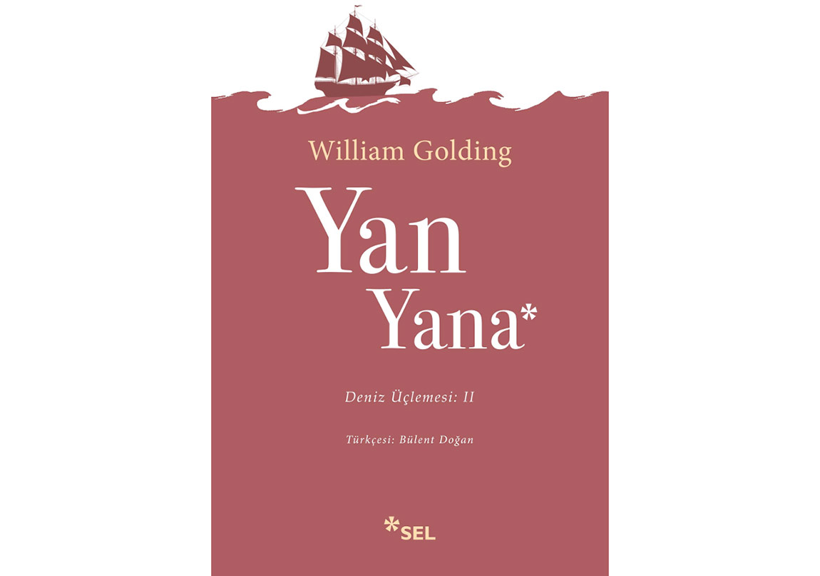 "William Golding'in ""Deniz Üçlemesi"" Tamamlandı"