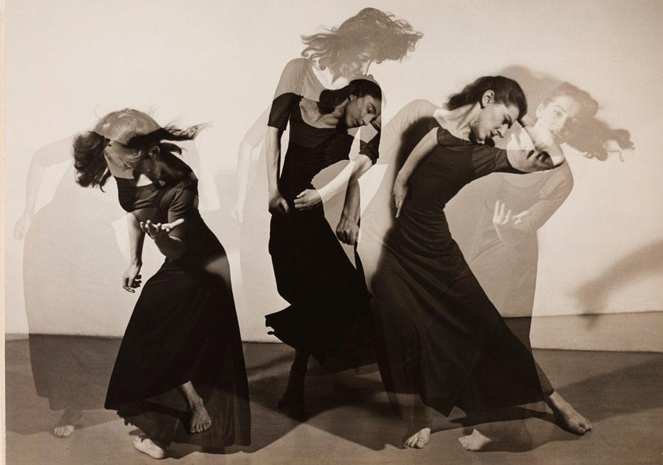 Barbara Morgan (1900-1992), Biz üç kadınız-Biz üç milyon kadınız, 1938 © Münchner Stadtmuseum, Sammlung Fotografie