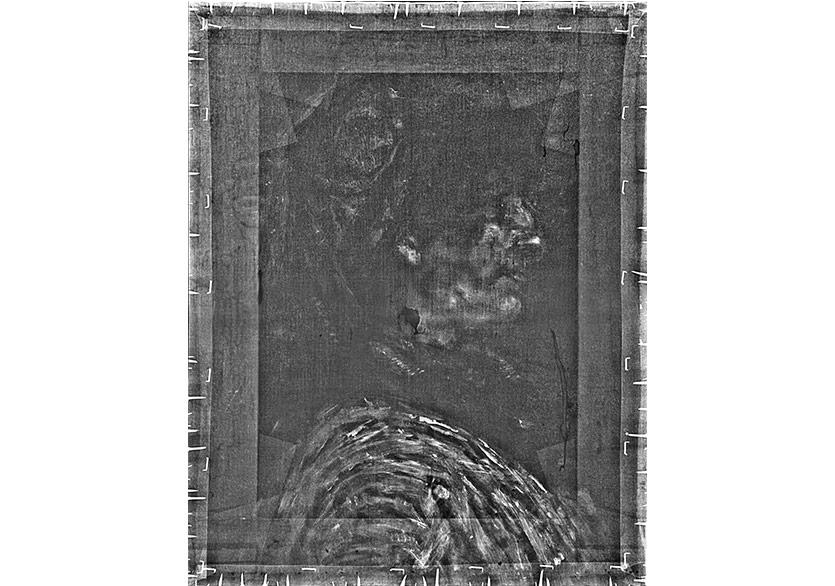 Naile Hanm x-ray 40x30cm