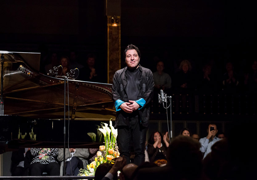 Fazıl Say & Nicolas Altstaedt Konseri