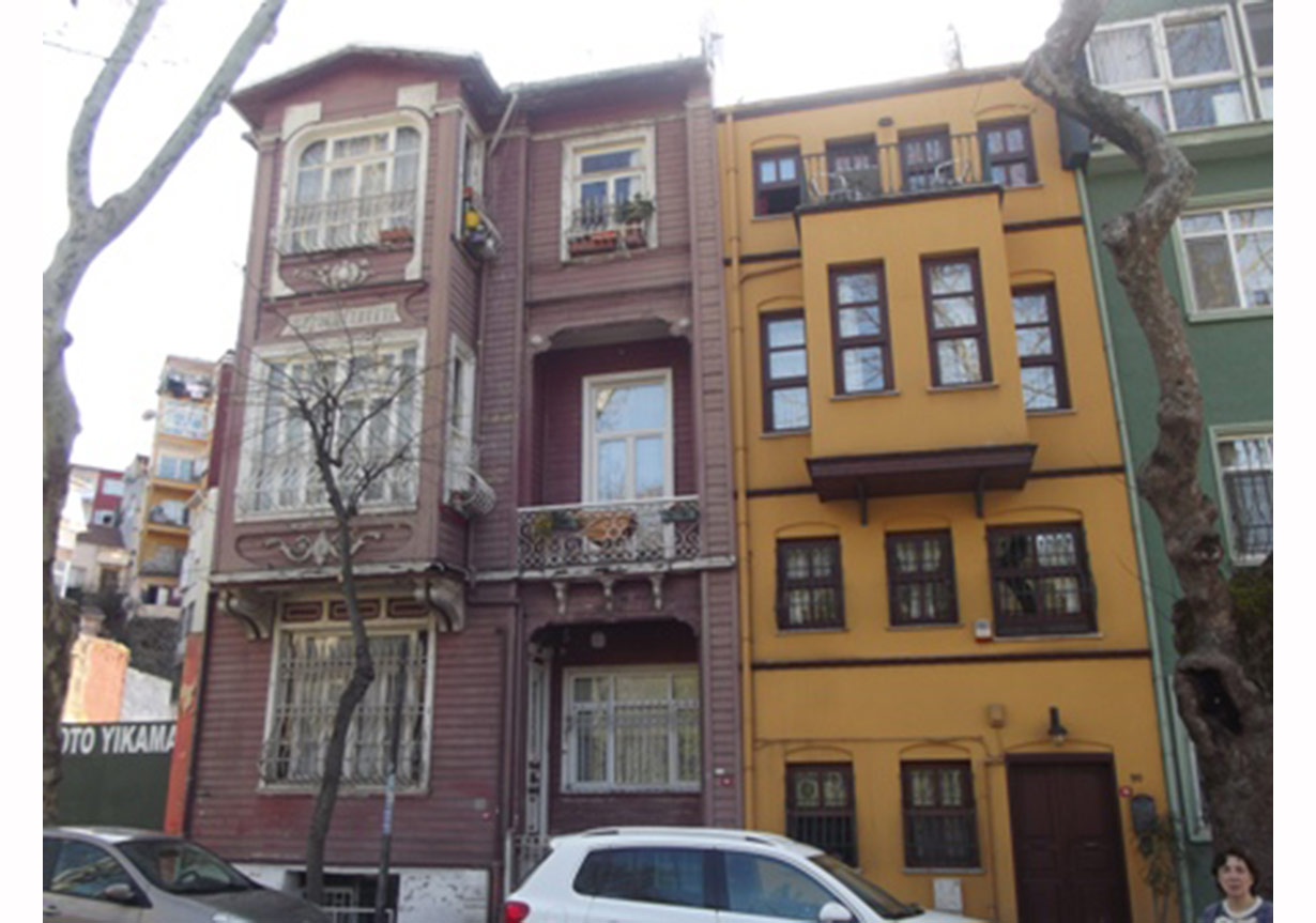 Kuzguncuk, İcadiye Caddesi, eski evler, www.abvizyonu.com