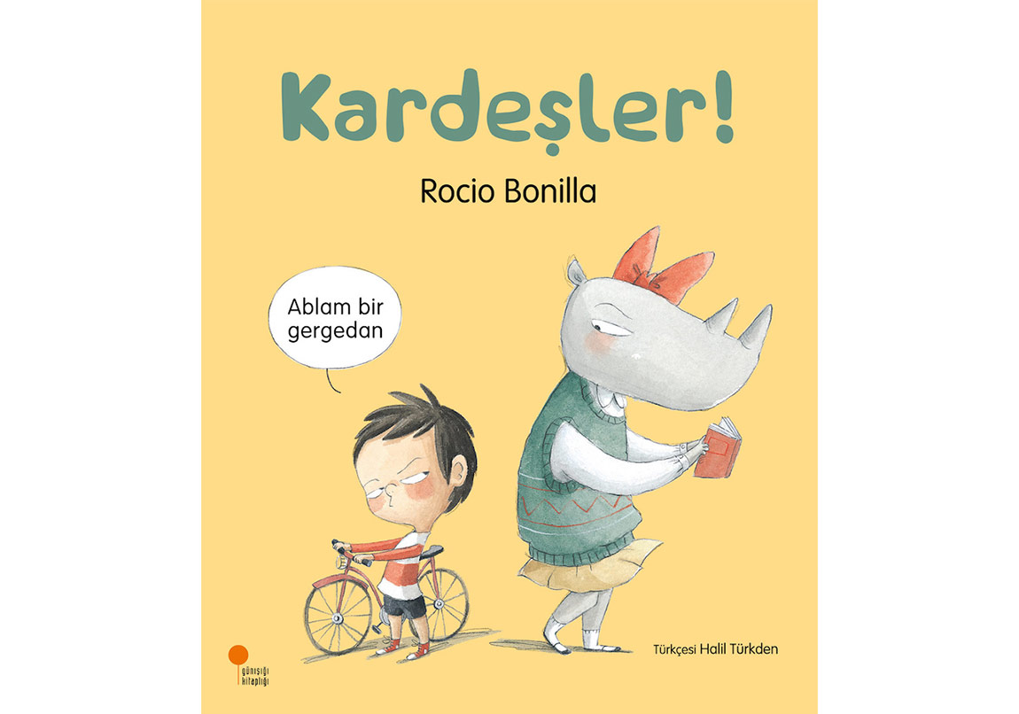 "Rocio Bonilla'dan ""Kardeşler"""
