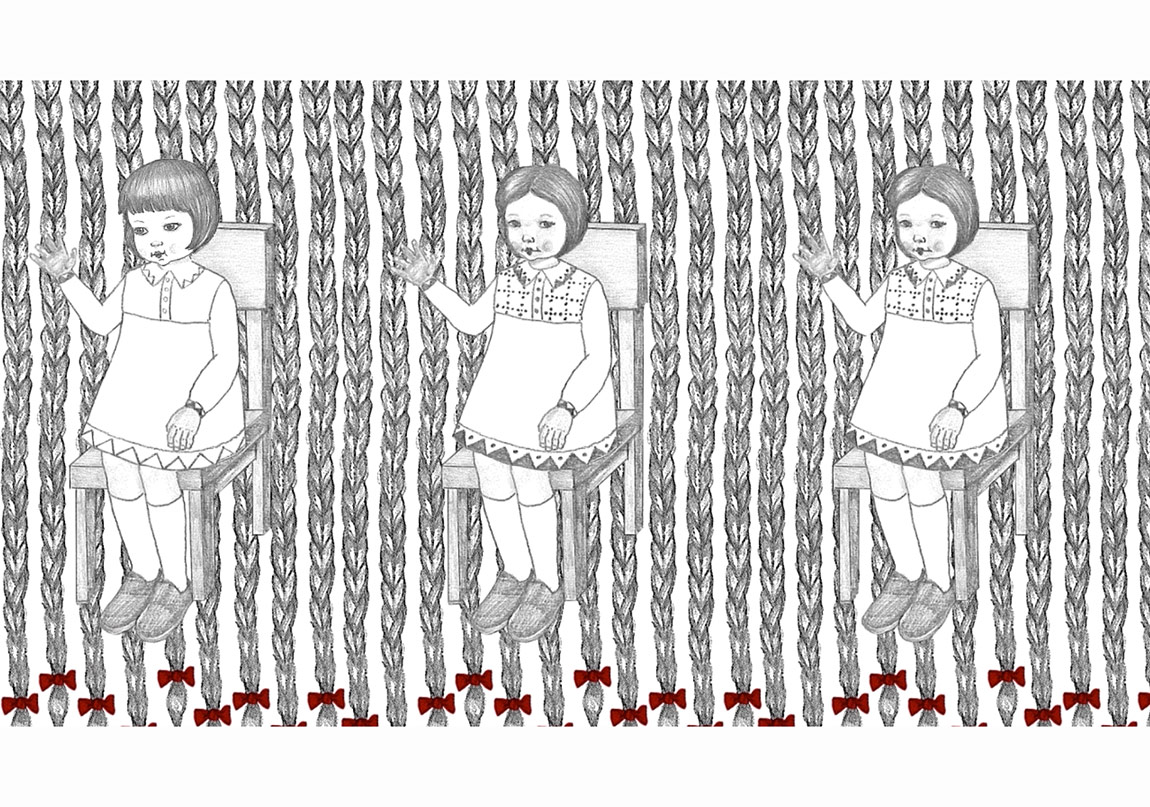 Yuşa Yalçıntaş, Tataam 2013, video, cutout technique with pencil and coloured pencil drawings, 1m47s
