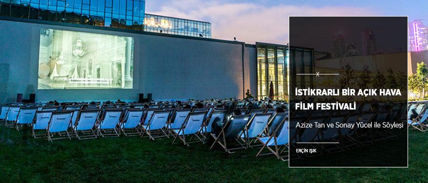 İstikrarlı Bir Açık Hava Film Festivali