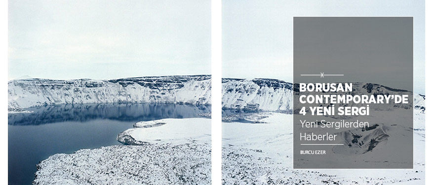Borusan Contemporary'de 4 Yeni Sergi
