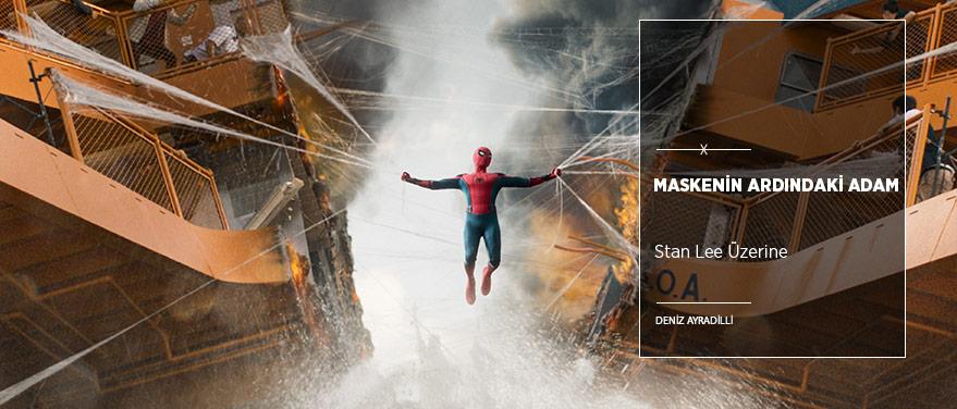 Maskenin Ardındaki Adam: Stan Lee
