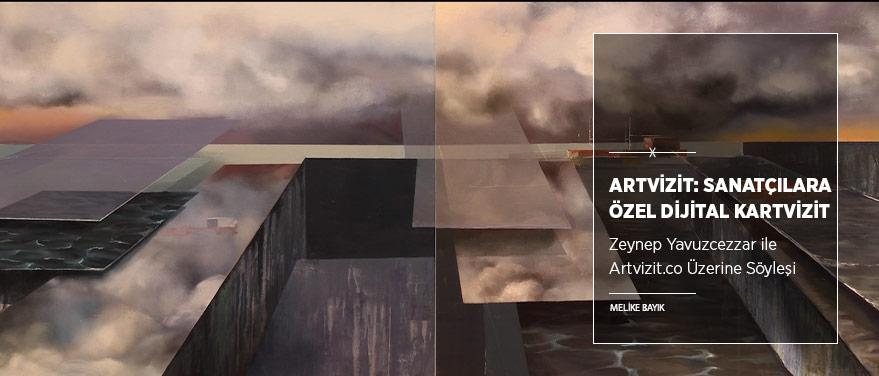 Artvizit: Sanatçılara Özel Dijital Kartvizit