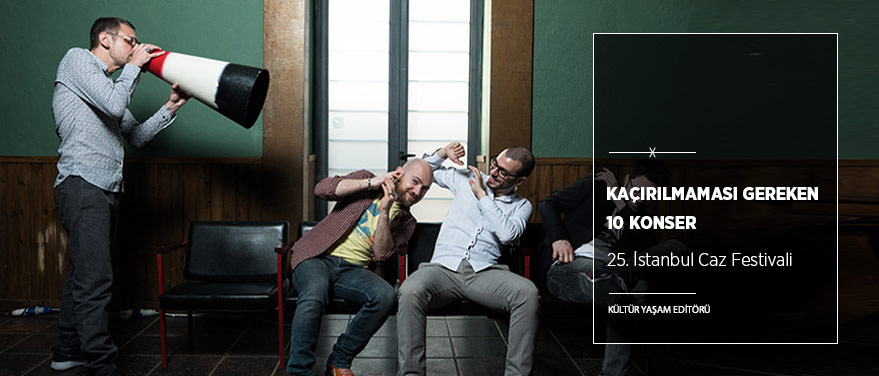 25. İstanbul Caz Festivali'nden Kaçırılmaması Gereken 10 Konser