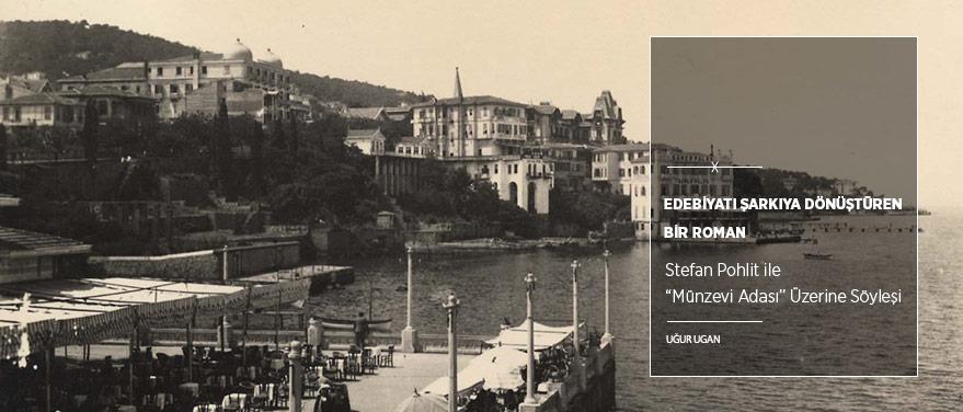 Edebiyatı Şarkıya Dönüştüren Bir Roman: Münzevi Adası