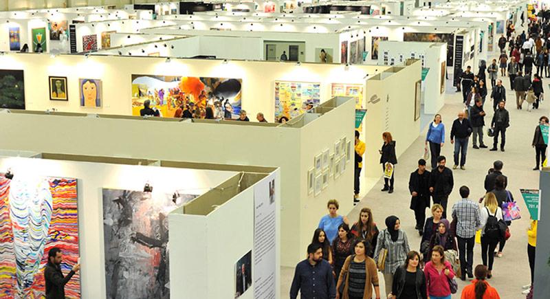 26. ARTİST / Uluslararası İstanbul Sanat Fuarı Açılıyor