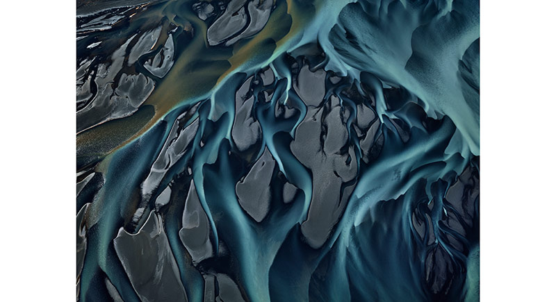 Edward Burtynsky: Aqua Shock: Su Projesi'nden Bir Seçki