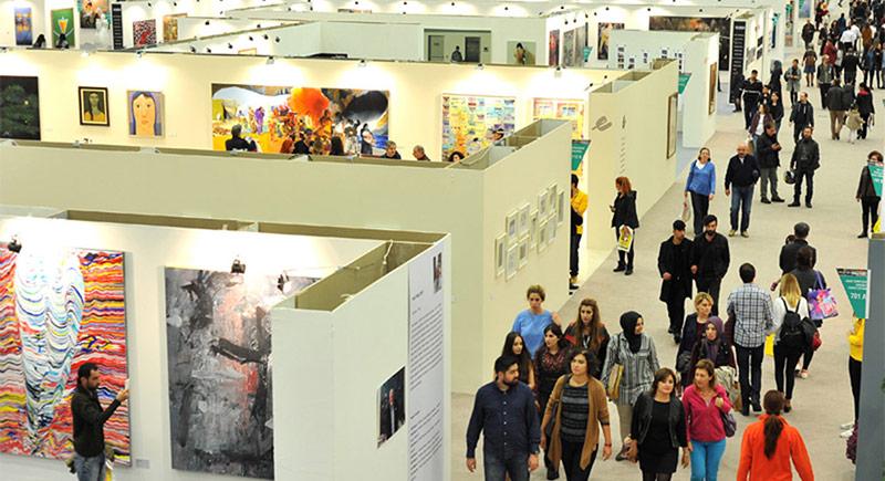 28. İstanbul Sanat Fuarı