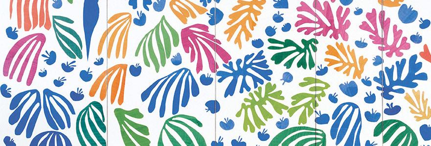 Matisse'in Son Dönemi, Kesik Kağıtlar Sergisi
