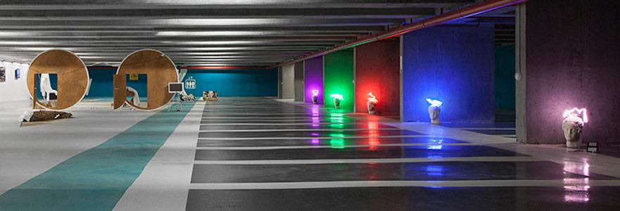 The Moving Museum : Bir Müze Projesi / Çok Amaçlı Sanat Alanı III