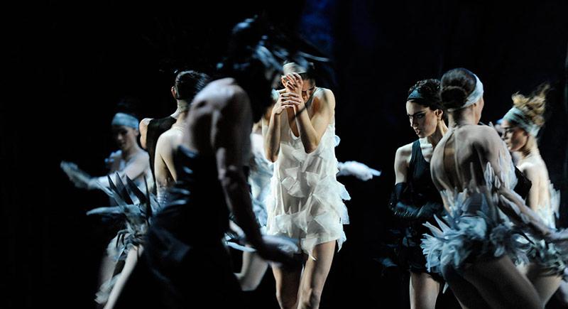 Monte Carlo Balesi'nden GÖL - Kuğu Gölü'ne İthafen Gösterisi İstanbul'da!