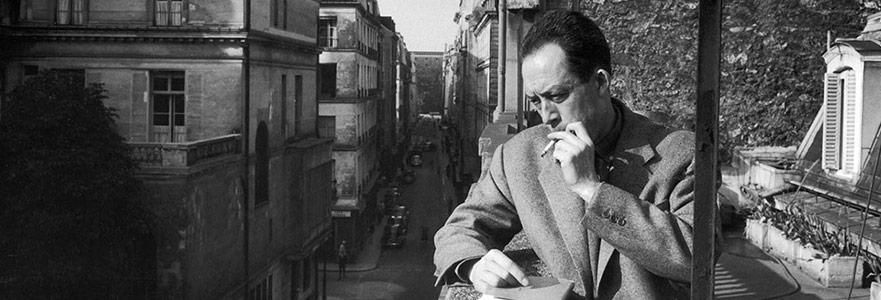 Bir Antikahraman Olarak Albert Camus