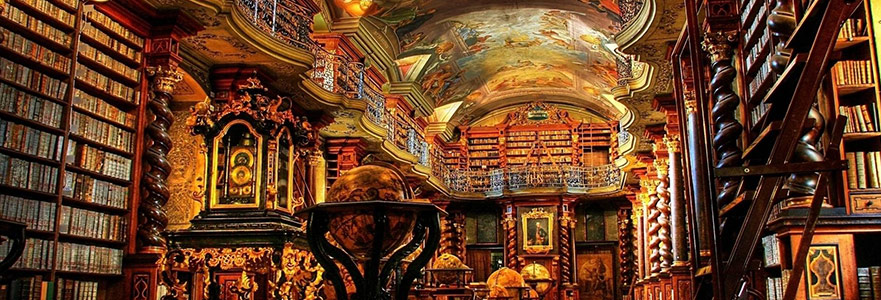 Kütüphane: Kayıp Cennet
