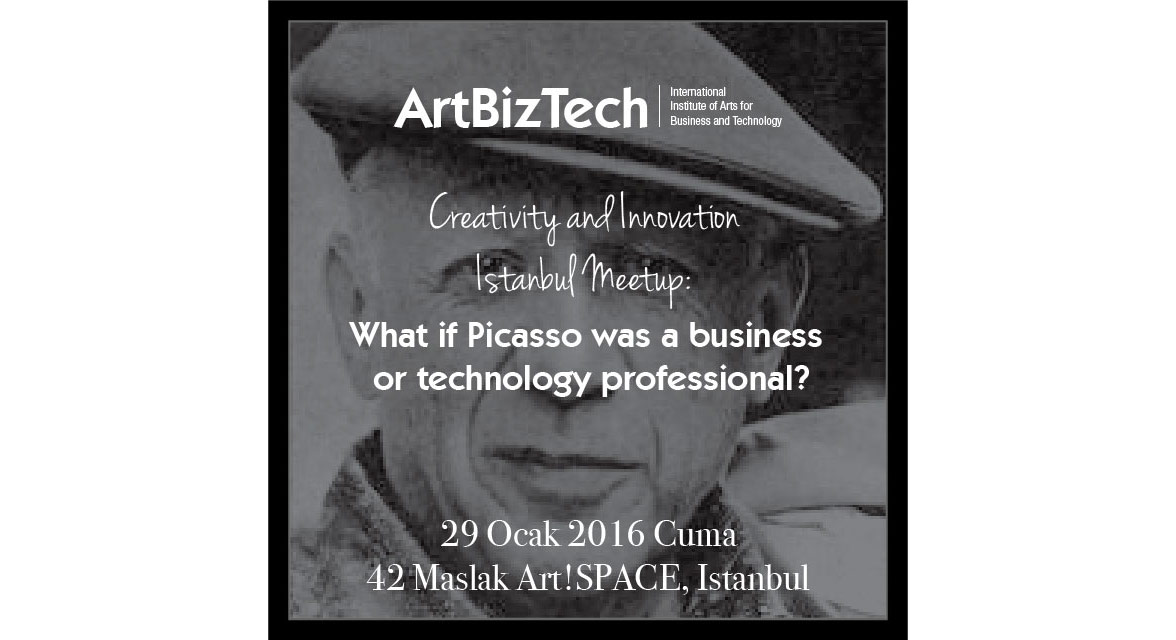 Picasso İş ya da Teknoloji Uzmanı Olsa Nasıl Olurdu?