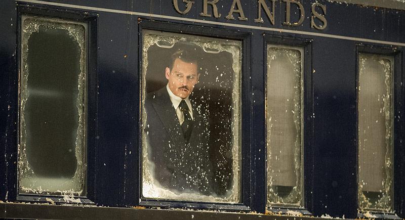 Murder on the Orient Express Sirkeci Garı'nda Gala Yapıyor