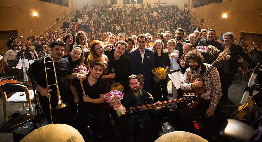 ENKA Sahnesinde Dünya Tiyatro Günü Heyecanı!