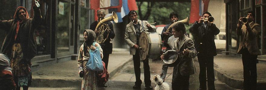 Bato Tomašević ve Dünya Çingeneleri