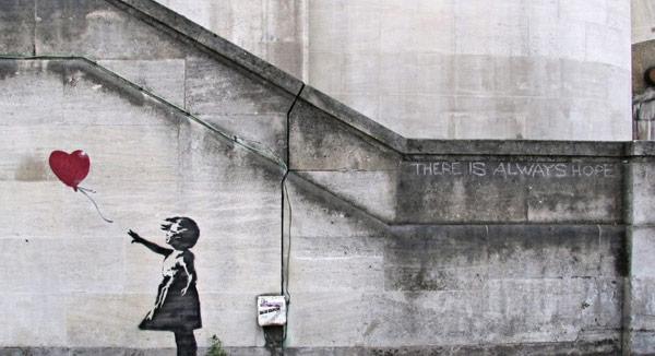 Kapsamlı Banksy Koleksiyonu İstanbul'da