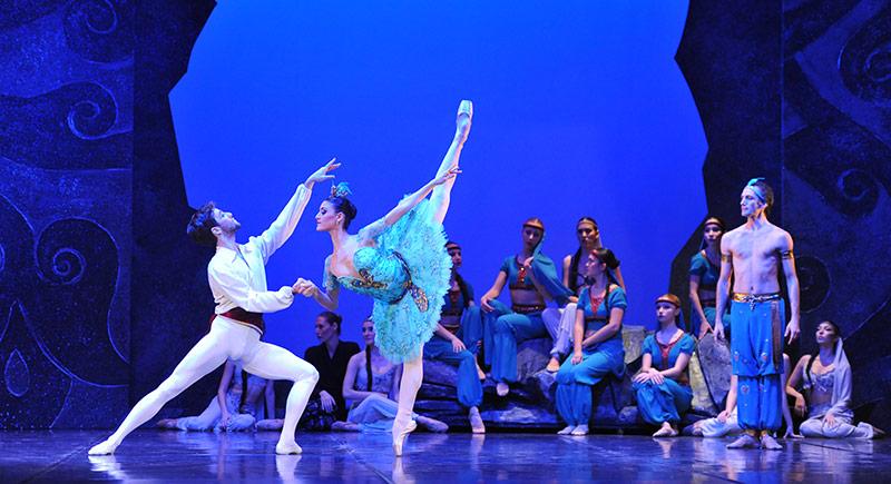 Le Corsaire (Korsan) Balesi Süreyya Operası'nda!